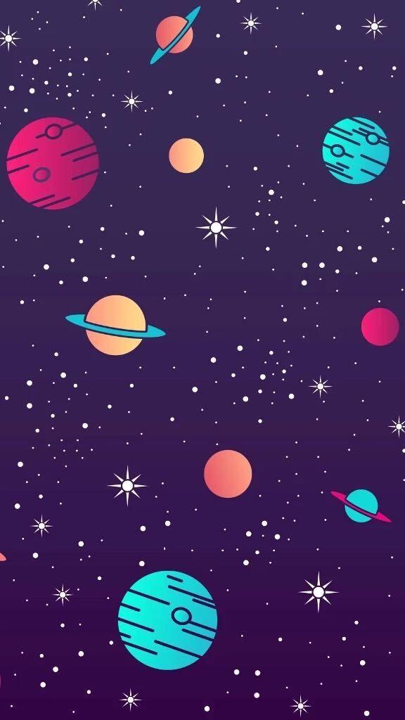 Aesthetic Galaxy Wallpaper Galaxy Wallpaper Aesthetic Iphone Wallpaper Cute Patterns Wallpaper