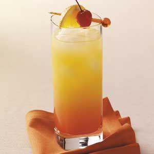 Tequila Sunrise Recipe | Taste of Home Recipes