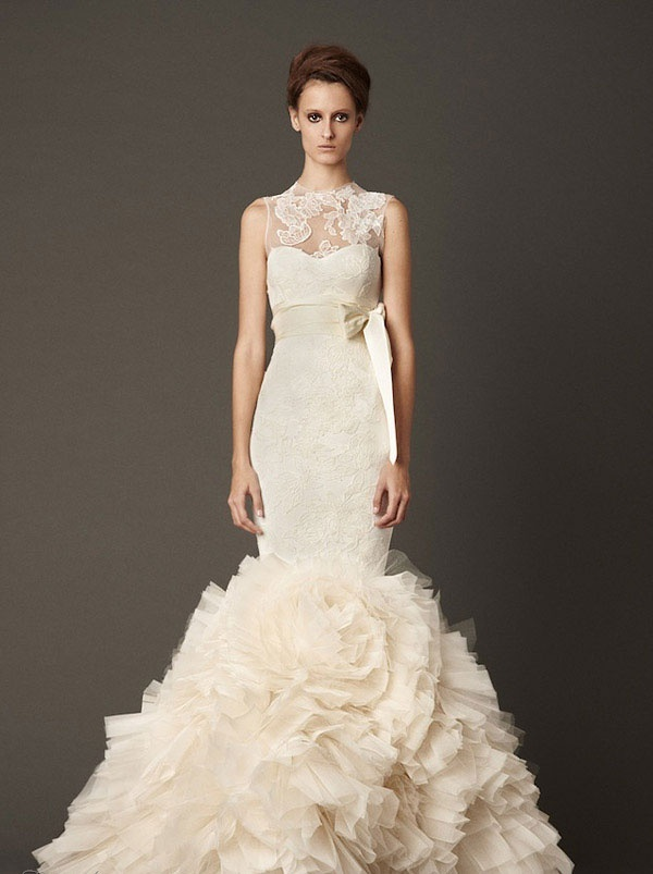 301 Best Images About Mermaid Lace Wedding Dresses On