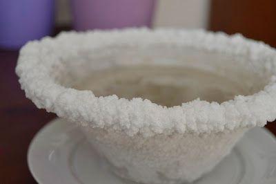 Citromhab: Párologtató sótál