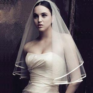 Voile de mariage #Wedding #Mariage #Inspiration