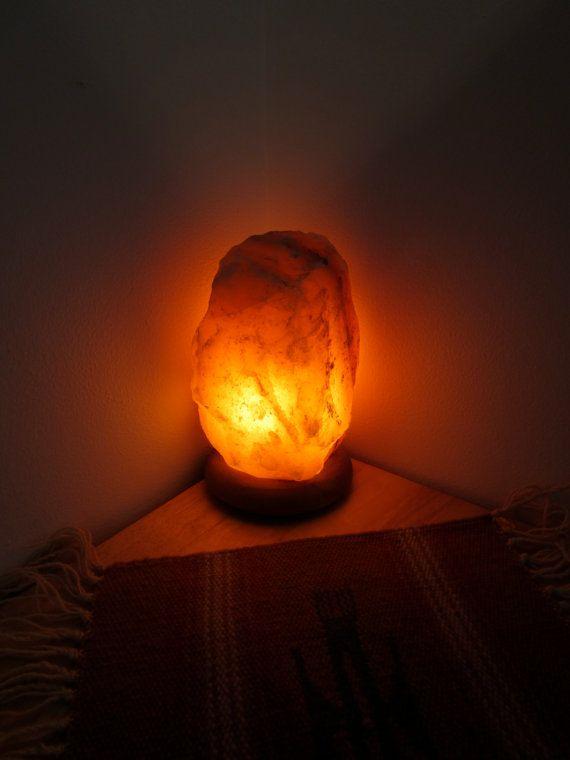 47 best Himalayan Salt Lamps images on Pinterest   Himalayan salt ...