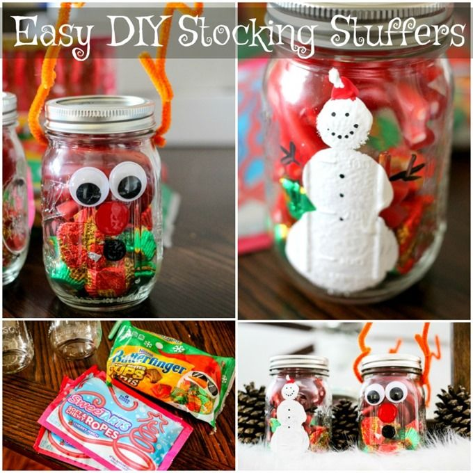 Easy DIY Stocking Stuffers with @BUTTERFINGER and @SweeTARTS #ad