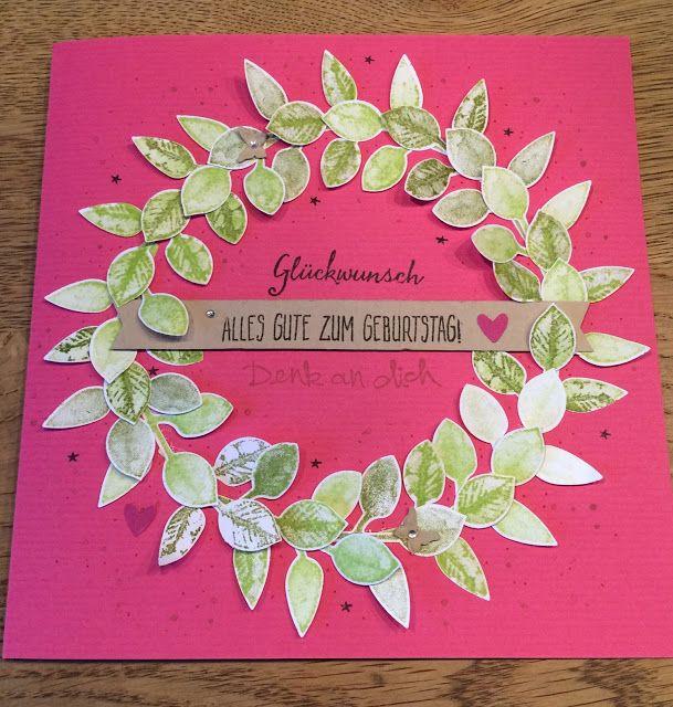 Nanuk's Welt: Eine Geburtstagskarte...