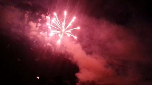 #VictoriaDay '16. Hope everyone had a fantastic long weekend~ #woodbine #videography #fireworks #toronto