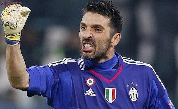 Za rok ukončím kariéru, plánuje brankář Buffon. Ledaže...