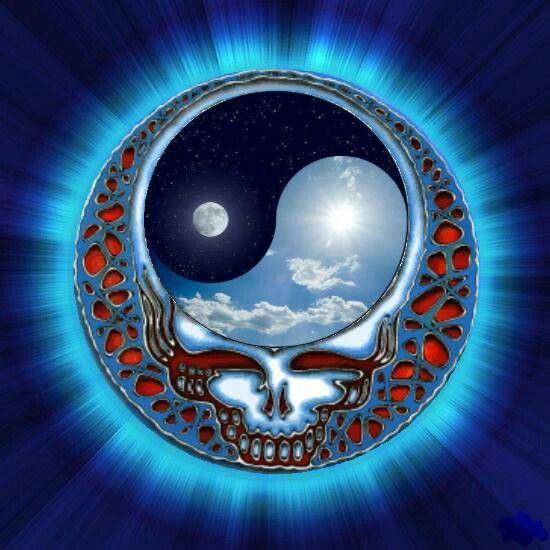 yin yang moon sun steal your face