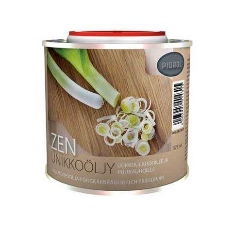 Zen Unikkoöljy  Luonnollista suojaa puulle Zen Unikkoöljy on luonnollinen, kylmäpuristettu, 100 prosenttinen kuivuva  kasviöljy puupintojen käsittelyyn. Käytä Unikkoöljyä käsittelemättömiin  puupintoihin kuten leikkuulautoihin, puuastioihin ja -ottimiin.