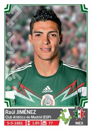 064 Isaác Brizuela - Mexico - Copa America - Chile 2015