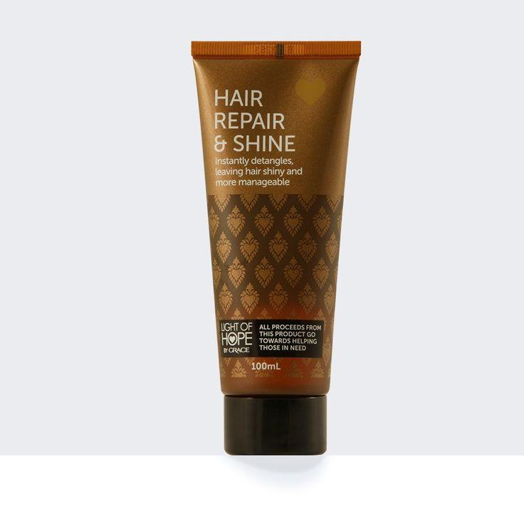 Hair Repair & Shine