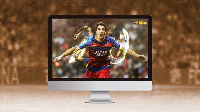 ¡Felicidades Luis Suárez! | FC Barcelona