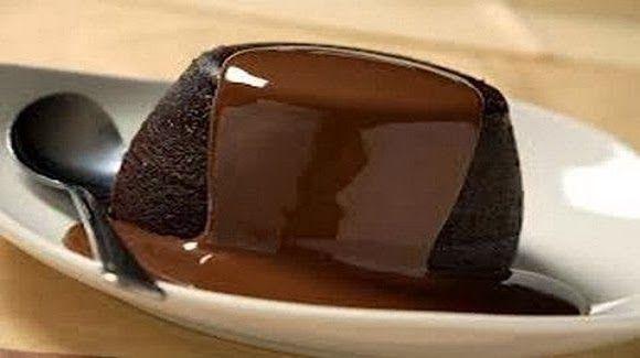 Σουφλέ σοκολάτας!!
