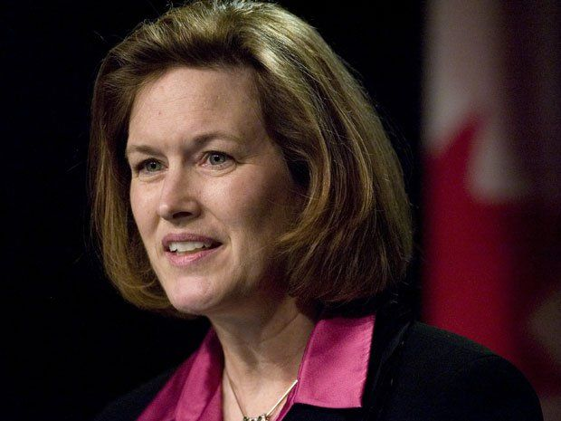 Elyse Allan, pictured, is recognized as one of Canada's Most Powerful Women of 2011.