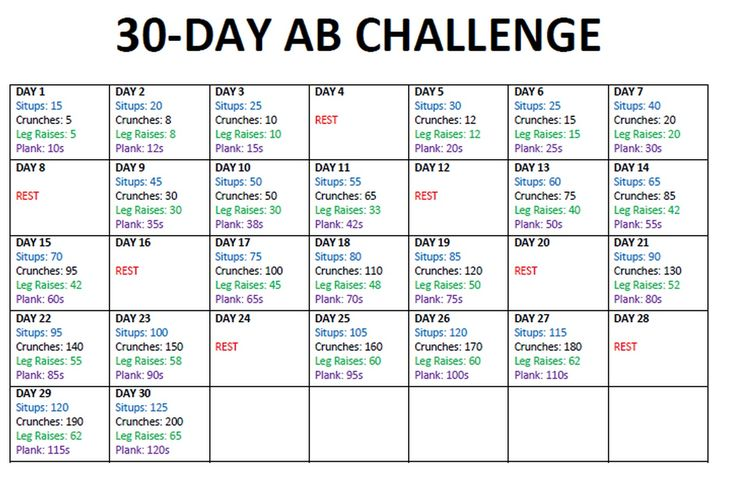 """I love a good challenge and can't wait to start the """"30 Day Squat Challenge"""" today. The challenge came from my mom, so a group of my family and friends have decided to start the challenge. I woul..."""