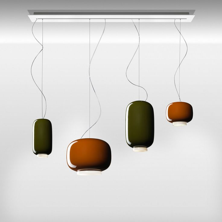 Foscarini Chouchin Multi Light Linear Suspension Light