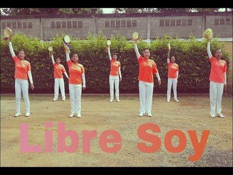 Libre Soy Barak & Alex Campos/Danza - YouTube