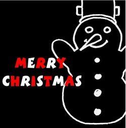 Moderne kerstkaart met sneeuwpop. Grappige Cartoon-kerstkaarten. Kies een mooie kerstkaart, schrijf de tekst, en met een druk op de knop, verstuur je ze allemaal! http://www.kerstkaartensturen.nl/kerstkaarten/kerst-cartoons/