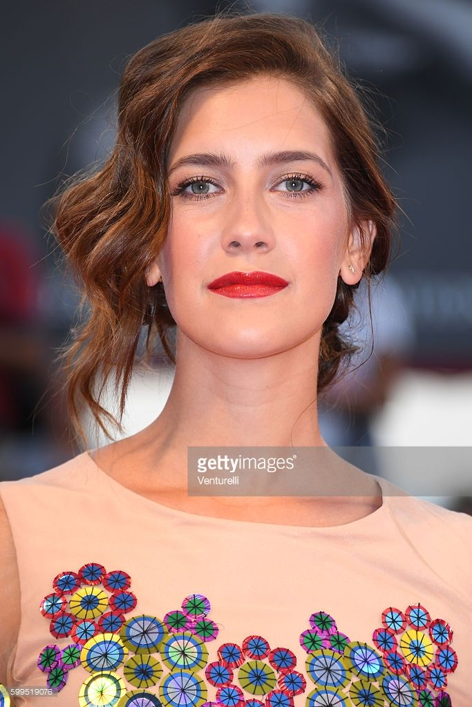 Clara Alonso attends the premiere of 'Piuma' during the 73rd Venice Film…