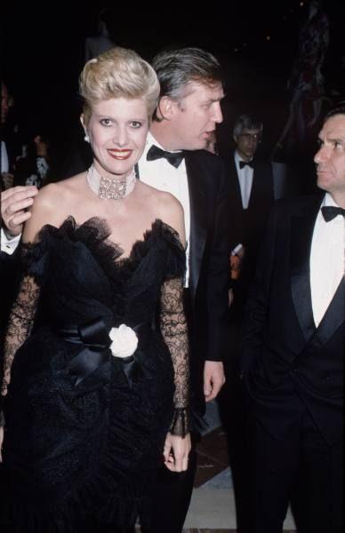 Ivana Trump, 80s
