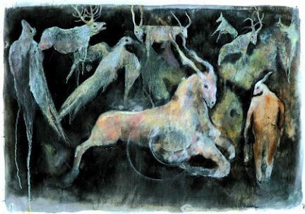 Sous-bois (Underwood) by Christine Sefolosha
