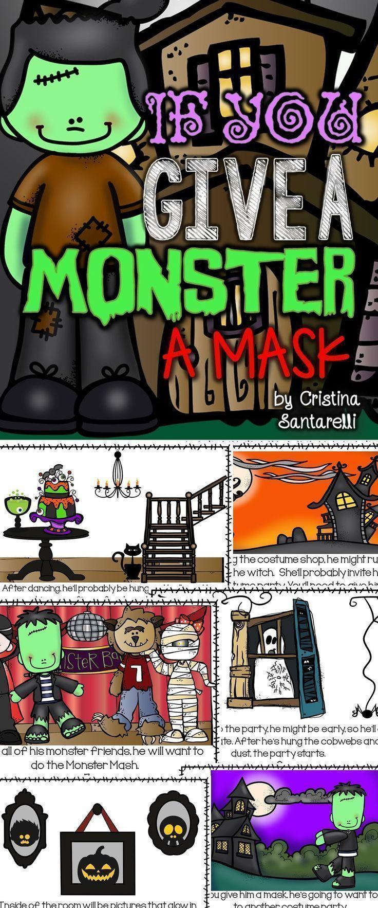 Halloween Literacy Activities!