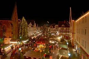 Christmas market in Rotenburg an der Fulda | Tourism in Germany – travel, breaks, holidays