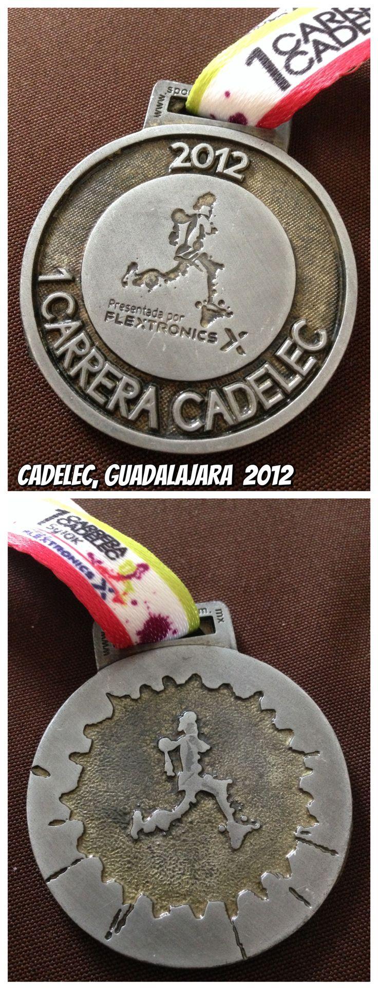 """Guadalajara """"CADELEC 10K"""", 2012"""