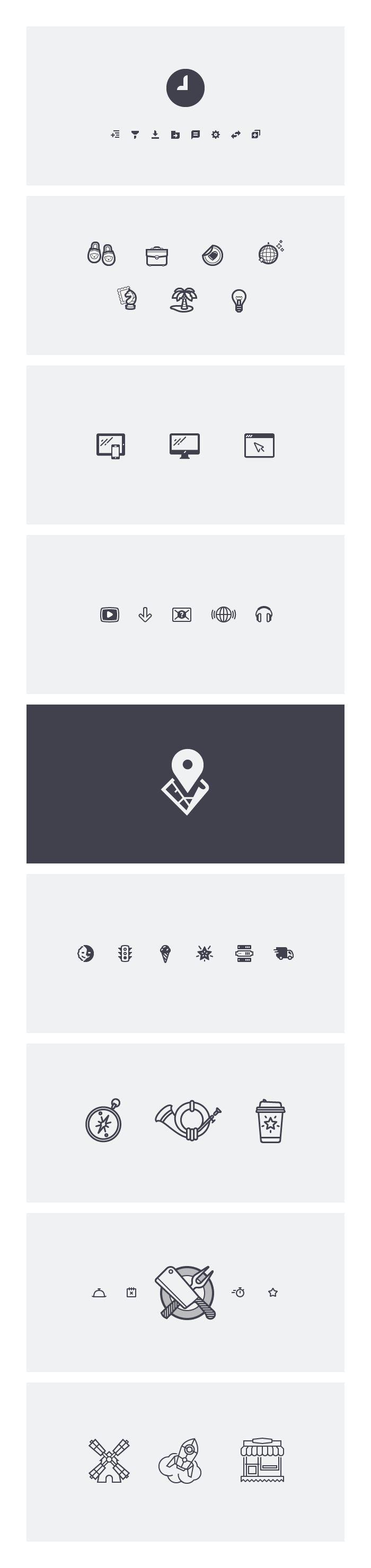 Иконки, Пиктограмма © ЕвгенийАрцебасов