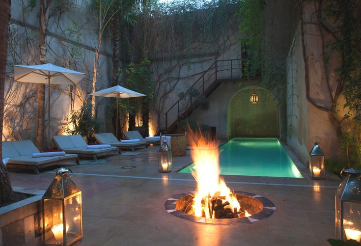 Boutique hotel – El Fenn, ideal for a Marrakech escape Book Your stay today at www.GoodRatedHotels.com - Great Hotels at best Price!