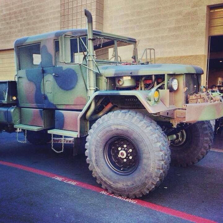 # Military Truck 5ton