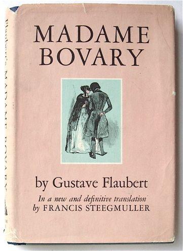 Flaubert's masterpiece about a rebellious woman