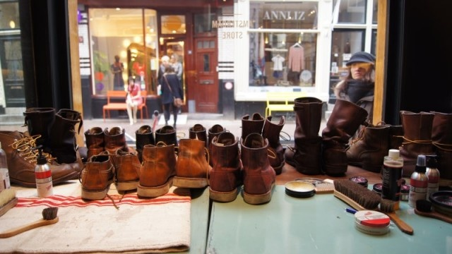 Red Wing Boot store