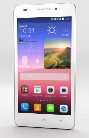 05/07/15 - Huawei Ascend G620S White released on Vodafone upgrade contract deals