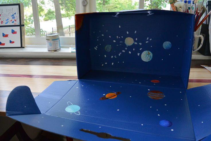 Space in a box, spacious box?