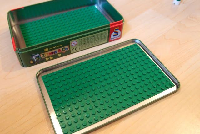 FOTONÁVOD: CESTOVNÍ LEGO KRABIČKA | Hrajeme si jinak