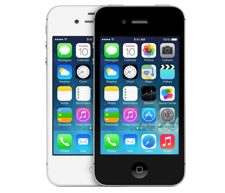 Apple iPhone 4S 8/16/32/64GB Bell Mobility Canada Smartphones #Apple #Smartphone