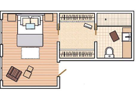 Las 25 mejores ideas sobre cuarto de ba o principal en for Planos de cuartos de bano pequenos