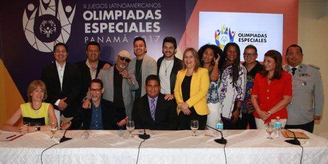 Omar Alfanno es declarado embajador de Olimpiadas Especiales   A Son De Salsa