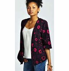 boohoo Flora Printed Crepe Kimono - grape azz24412 Outerwear gets oriental with the kitsch kimono . This folk-inspired fashion piece, with arty aztec and edgy ethnic prints, livens up a little black dress and makes day wear directional. Team with a ta http://www.comparestoreprices.co.uk/womens-clothes/boohoo-flora-printed-crepe-kimono--grape-azz24412.asp