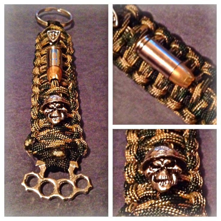 1000 images about diy paracord on pinterest keychains for Paracord keychain projects
