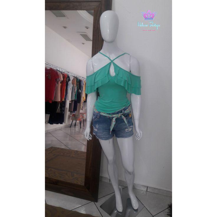 Look delícia de verão na PROMO! VEMMM! 😍😍😍    #helenasboutique #pirassununga #pirassunungasp #modafeminina #estilo #fashion #fashiontips #promocaodeverao
