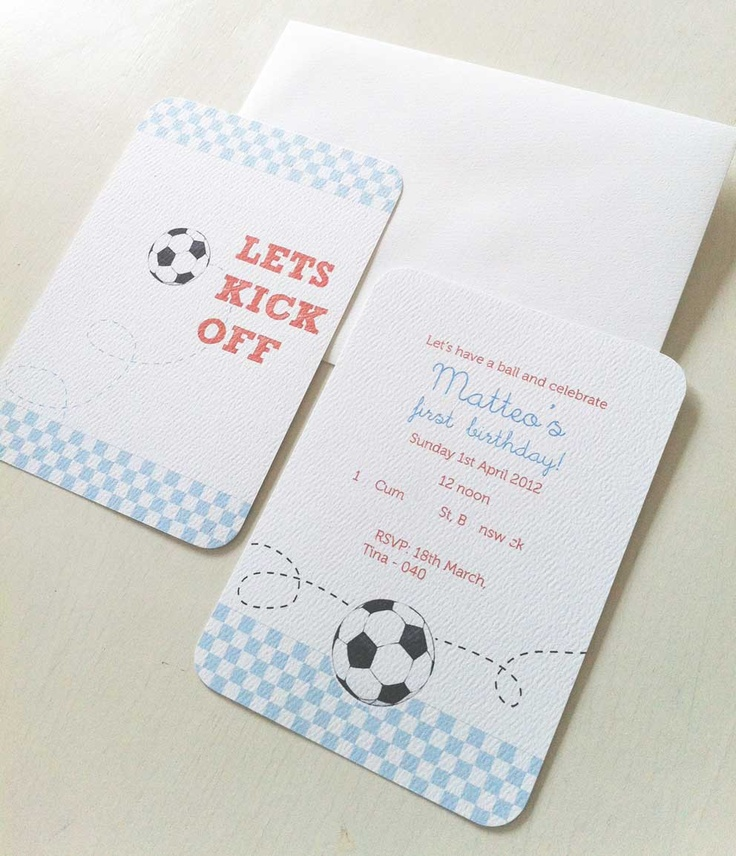 soccer  invitation  www.imprintables.com.au