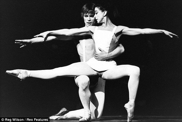 Rudolf Nureyev and Margot Fontaine - Absolutely breathtaking performance. http://www.bing.com/images/search?q=Rudolf+Nureyev&view=detail&id=E7753E17610EFBF54BF887E464AB1CD225F3ABD2&first=764