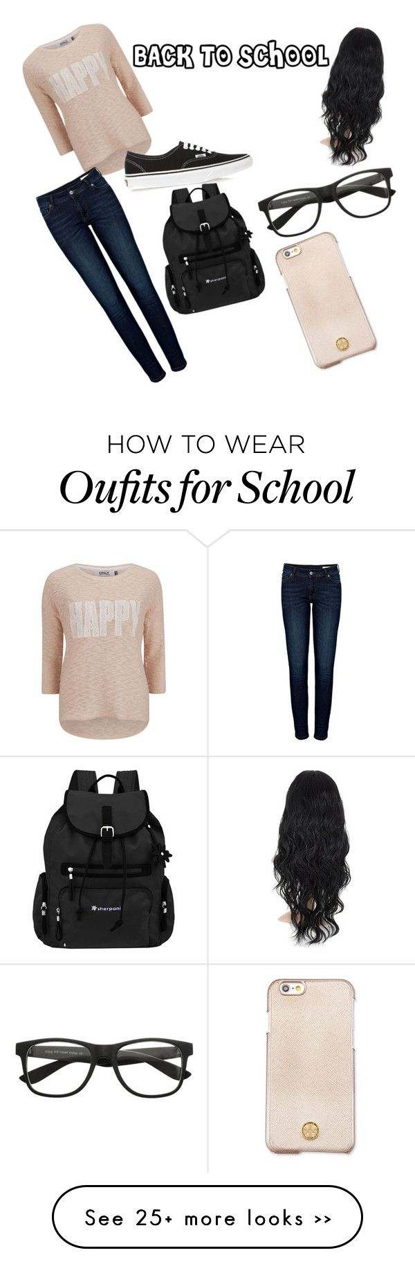 """BACK TO SCHOOL"" by ivillicanamorales on Polyvore"