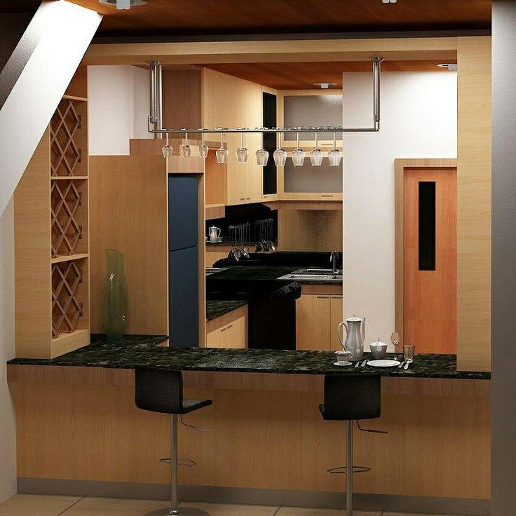 "My project "" Simple mini kitchen set"""