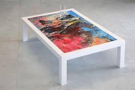 Afbeeldingsresultaat voor beschilderde meubels
