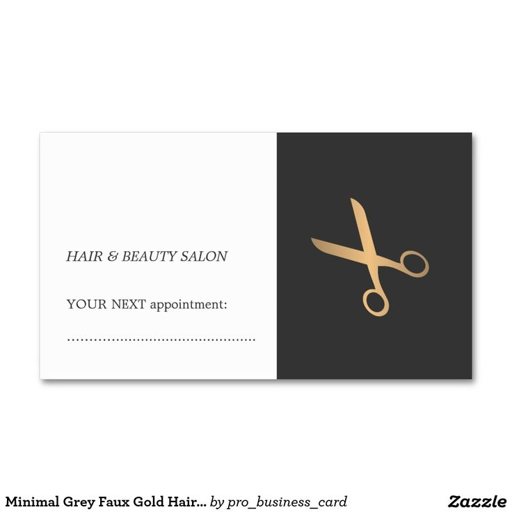 25 best Appointment Cards images on Pinterest   Business cards ...
