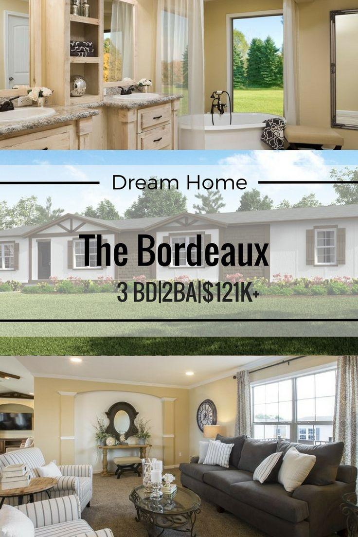 3BD2BA121K this open double wide floor plan