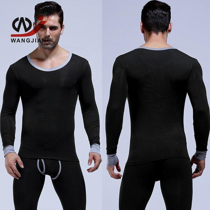 WJ Long Johns Men Underwear Leggins Men Pantalon Termico Thermal String Homme Mens Sexy. Brand Name: WJMaterial: SpandexModel Number: YY-2006-TZGender: MenItem Type: Long Johns
