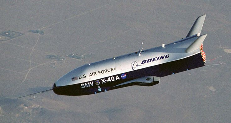 NASA X-Planes | ... SMV unpovered experimental prototype Boeing NASA flight tests X-plane